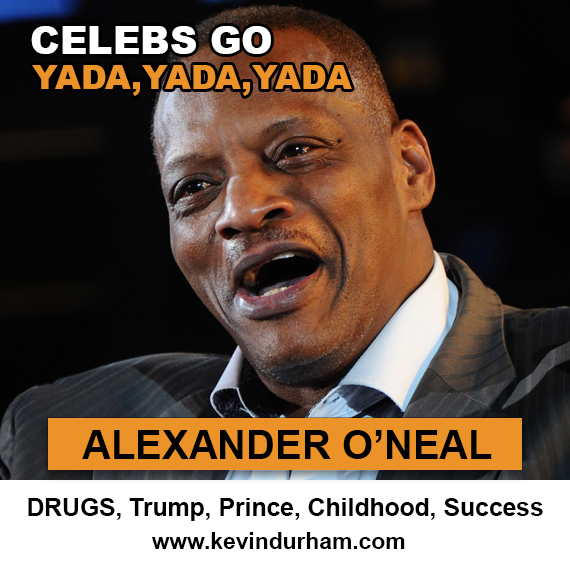 Alexander O'Neal – Interview Drugs & Career