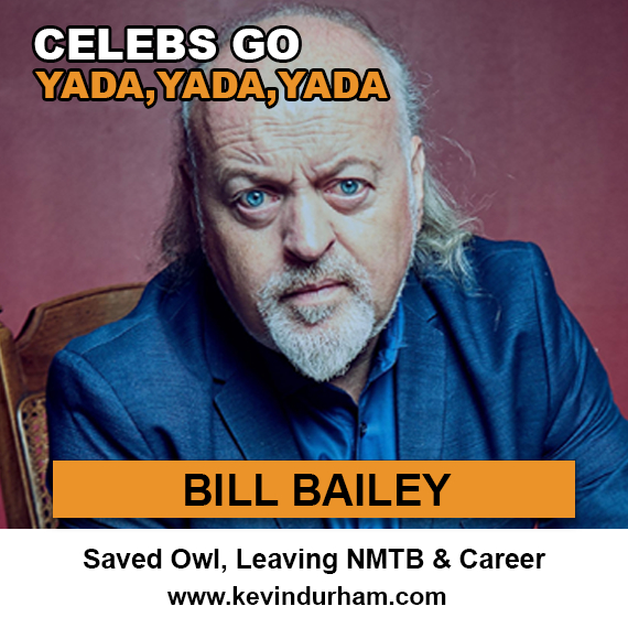 Bill Bailey – Saved Owl, Career, Leaving NMTB