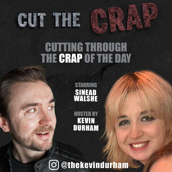 Solving UK Energy Crisis, Horrific Kids Film Idea, Judge Judy & Houses of Parliament – Cut the Crap – Sinead Walshe – Ep09