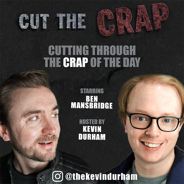 China's Gaming Ban, Police Officers Caught Having Sex, One Member, One Vote Policy – Cut the Crap – Ben Mansbridge – EP08